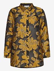 Just Female - Maison shirt - långärmade skjortor - maison flora - 1