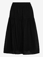 Just Female - Lyon skirt - midi skirts - black - 1