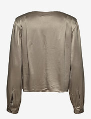 Just Female - Delta blouse - long sleeved blouses - fungi - 2