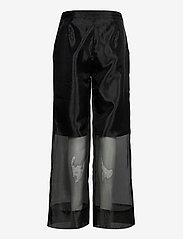 Just Female - Cologne trousers - wide leg trousers - black - 2