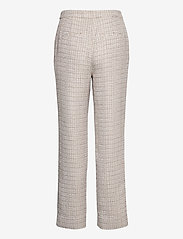 Just Female - Metz trousers - straight leg trousers - ice grey stone mix - 2