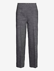 Just Female - Orlando trousers - straight leg trousers - denim blue - 1