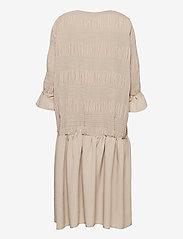 Just Female - Etienne dress - midi dresses - cobblestone - 2