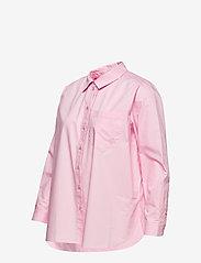 Just Female - Dallas shirt - long-sleeved shirts - pink mist - 3