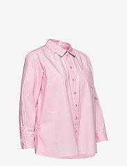 Just Female - Dallas shirt - long-sleeved shirts - pink mist - 4