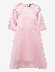 Just Female - Cholet dress - midi dresses - pink mist - 1