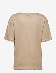 Just Female - Bangkok tee - t-shirts - honey sand - 1