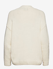 Just Female - Via knit - jumpers - off white - 1