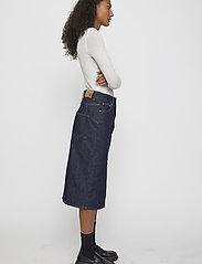 Just Female - Pacific skirt 0103 - jeanskjolar - blue rinse - 6