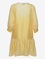 Just Female - Ventura dress - sommerkjoler - lemon grass - 2
