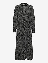 Just Female - Colombo Maxi Dress - vardagsklänningar - noise aop - 1