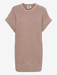 Just Female - Norm vest - tunics - taupe - 1