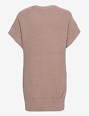 Just Female - Norm vest - tunics - taupe - 2