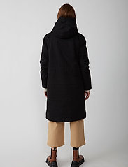 Just Female - Steal coat - padded coats - black - 6