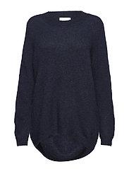 Chiba knit - DARK SAPPHIRE