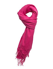 Clive scarf - PINK FLAMBE