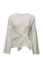 Ady ls blouse - OPTICAL WHITE