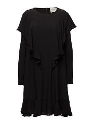 Lilith dress - BLACK