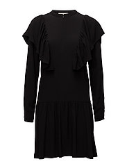 Roast dress - BLACK
