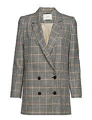Holmes blazer - BRIGHT CHECK