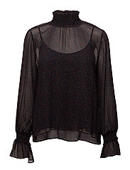 Asta blouse - Faith aop