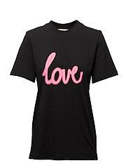 Love tee - Black