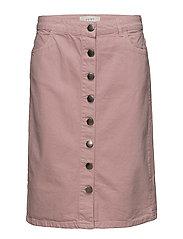 Valery denim skirt - PINK NECTAR