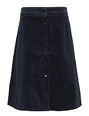 Ludvine skirt - DARK SAPPHIRE