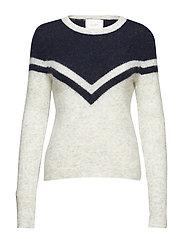 Swiss knit - DARK SAPPHIRE