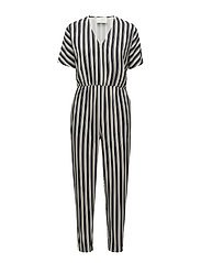 Fanny jumpsuit - BLUE STRIPE