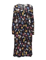 Nina dress - JENNA AOP