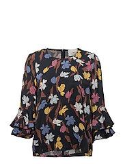 Nina blouse - JENNA AOP