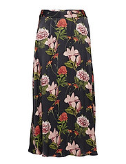 Natalia skirt - FLOWER MIX AOP