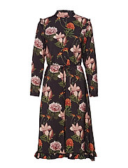 Margot maxi dress - FLOWER MIX