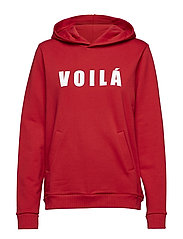 Voila sweat shirt - SCARLET SAGA