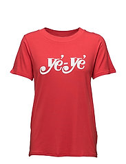 Ye ye tee - RIBBON RED