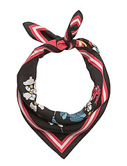 Flower scarf - FLOWER PARTY AOP
