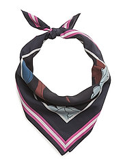 Flower scarf - JENNA AOP