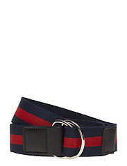 Stripe belt - RED STRIPE