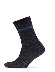 Coralie socks - BLUE STRIPE