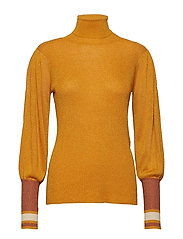 Pierre knit - GOLDEN YELLOW