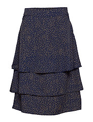 Hana skirt - DOT MIX AOP