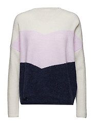 Herle knit - LAVENDER FROST