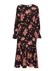 Oline dress - COLE AOP