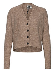 Rebelo knit cardigan - OATMEAL