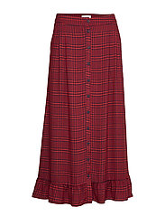 Megan skirt - MEGAN CHECK