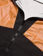 Just Female - Venus track jacket - bomber jakker - black yellow stripe - 3
