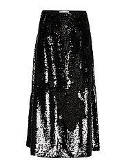 Xena skirt - BLACK