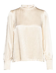 Shea blouse - WOOD ASH