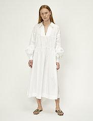 Just Female - Brandy maxi dress - summer dresses - white - 0